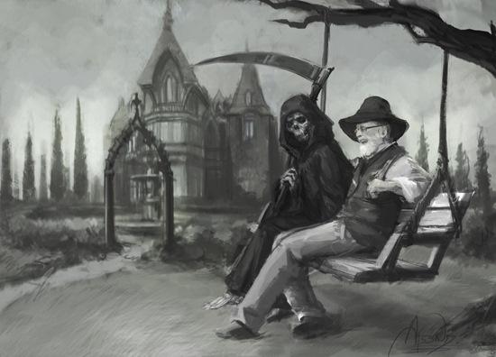Разговоры о смерти